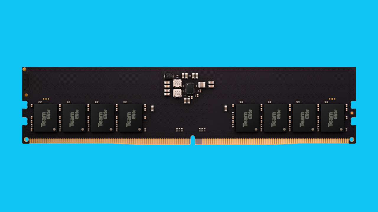TEAMGROUP Readies ELITE U-DIMM DDR5 Memory for Launch