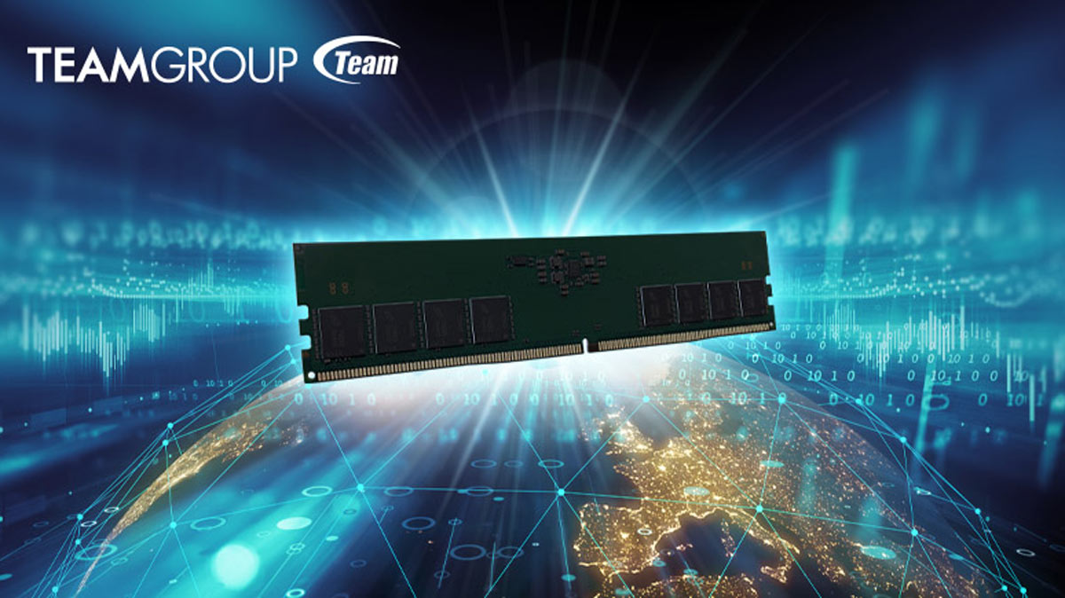 TEAMGROUP Aims Global Leadership in the New DDR5 Generation