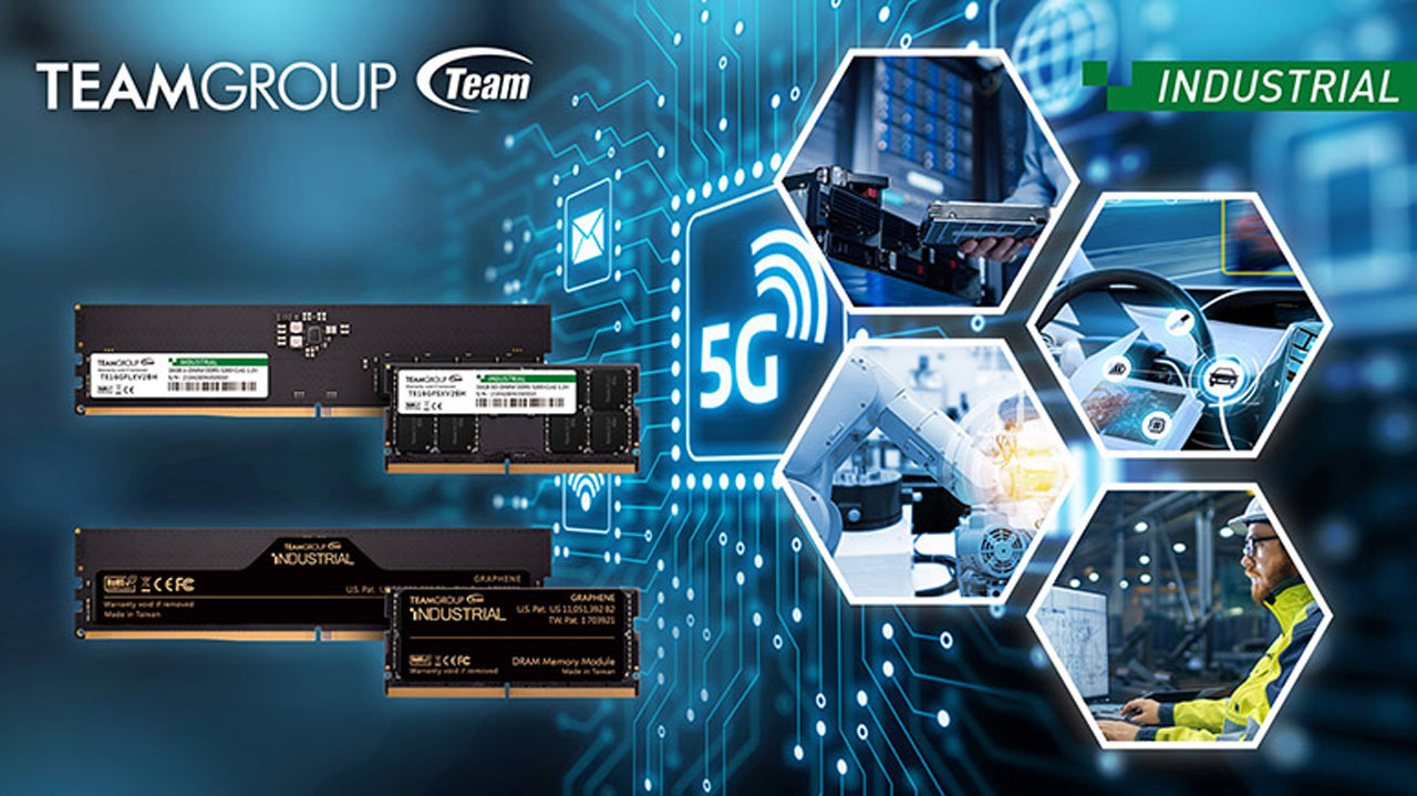 TEAMGROUP Releases Wide Temperature DDR5 Memory