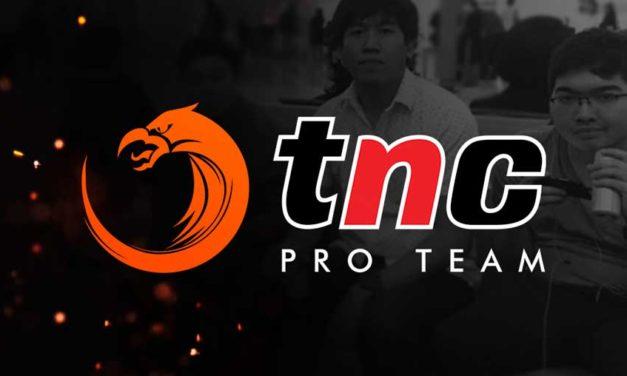 NVIDIA Sponsors Dota 2 Hotshots TNC Pro Team
