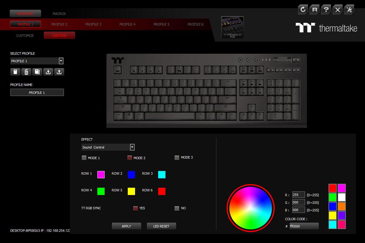 TT Premium X1 RGB Review (26)