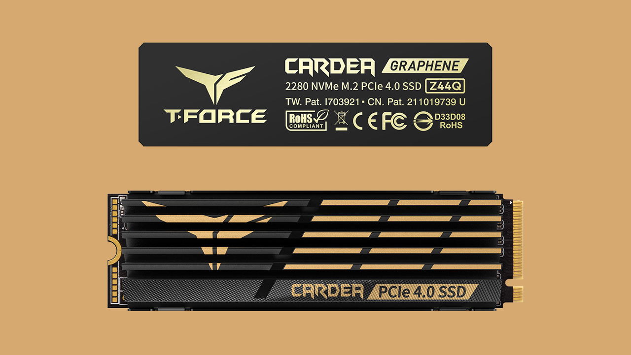 TEAMGROUP Launches T-FORCE CARDEA Z44Q SSD