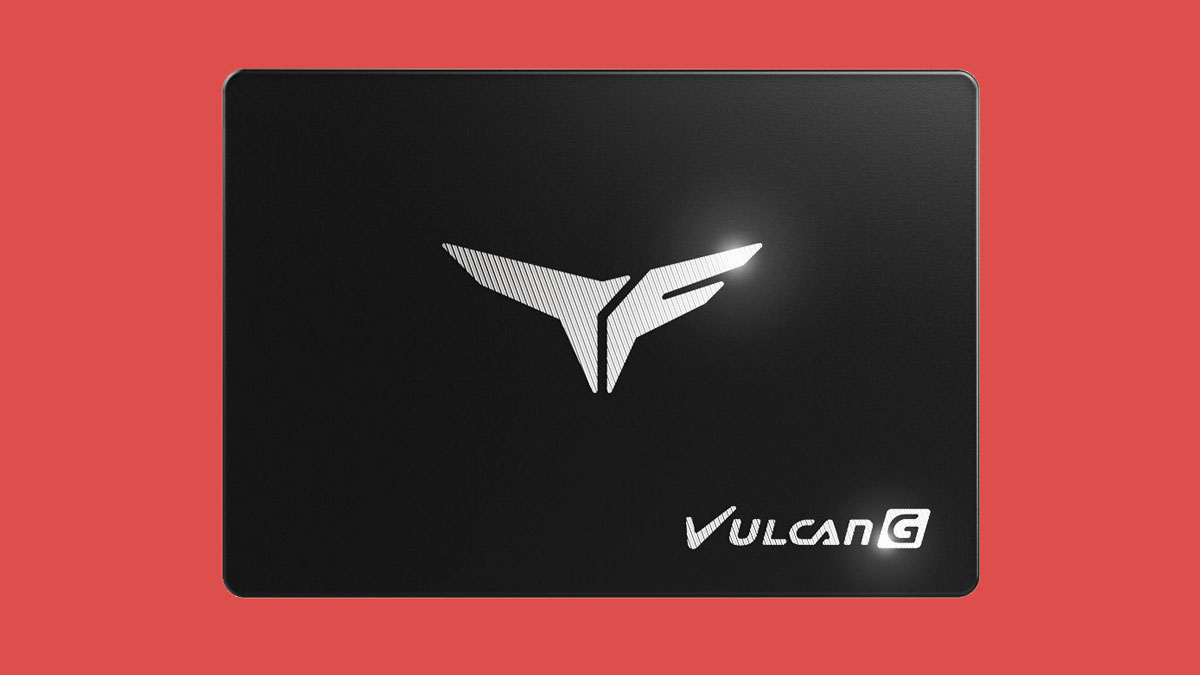 TEAMGROUP Launches T-FORCE VULCAN G SSD