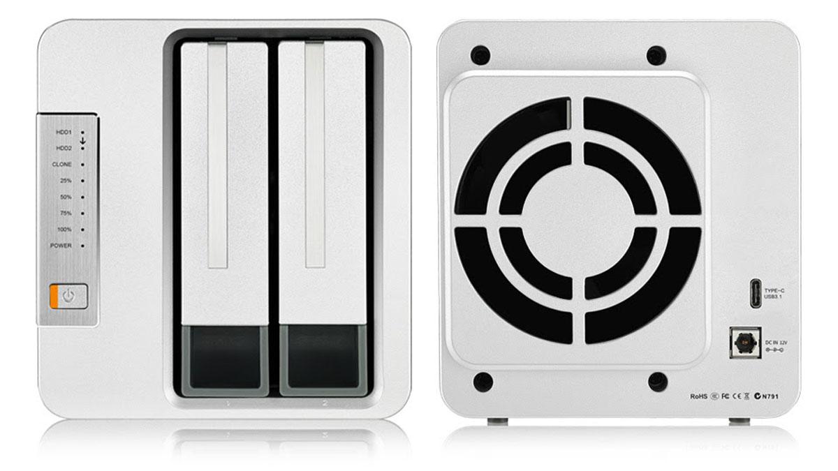 TerraMaster Introduces D2 Clone Drive Duplicator