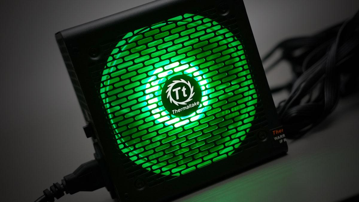 Preview   Thermaltake Smart BX1 RGB 750W 80+ Bronze PSU