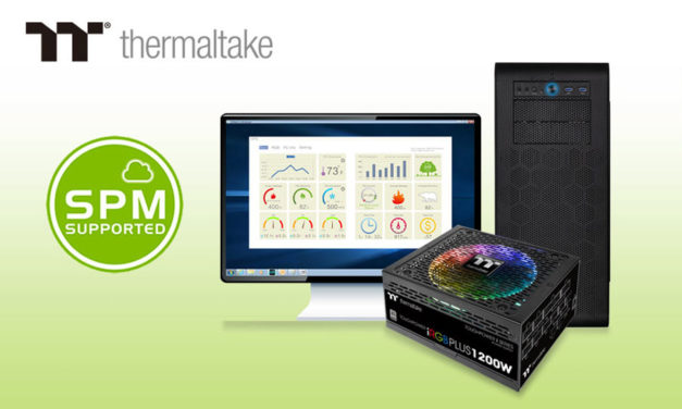 Thermaltake Unveils the DPS G PC APP 3.0