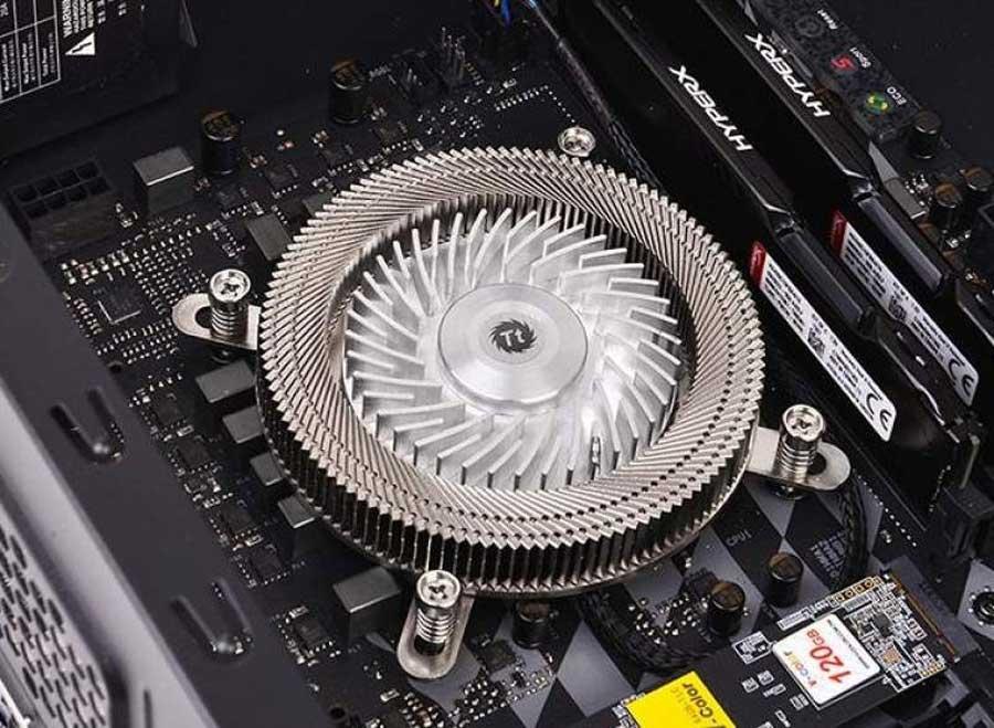 Thermaltake Announces Engine 17 1U Low-Profile Cooler