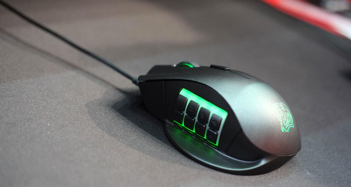 Tt eSPORTS Unveils NEMESIS Switch Mouse at COMPUTEX