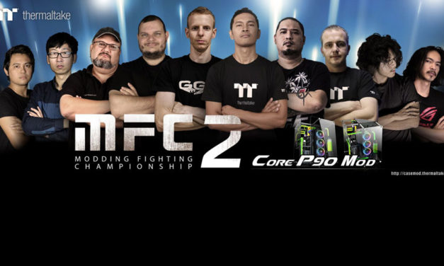 Thermaltake Starts Modding Fighting Championship Season 2
