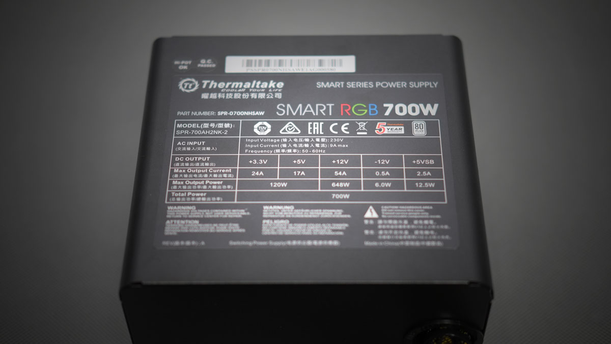 Thermaltake-Smart-RGB-PSU-700W-9