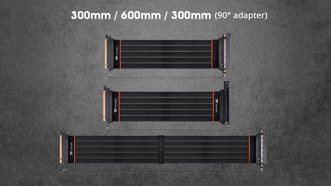 Thermaltake TT Premium PCIe Extender PR 2