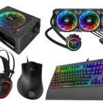 Thermaltake RGB PLUS Ecosystem Syncs with Voice Control