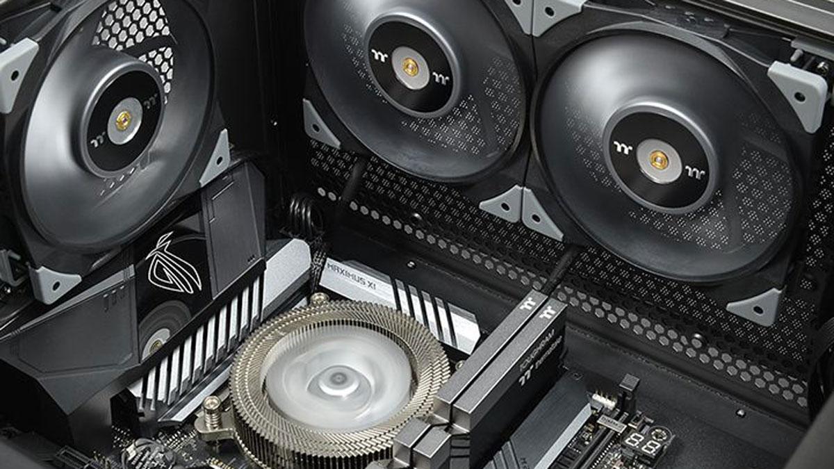 Thermaltake Announces TOUGHFAN 12 Turbo Fan