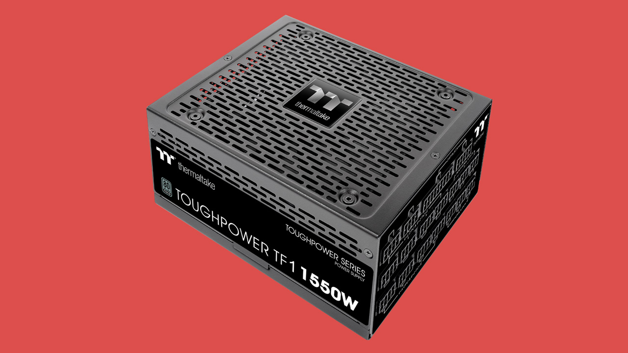 Thermaltake Releases Toughpower TF1 1550W Titanium PSU