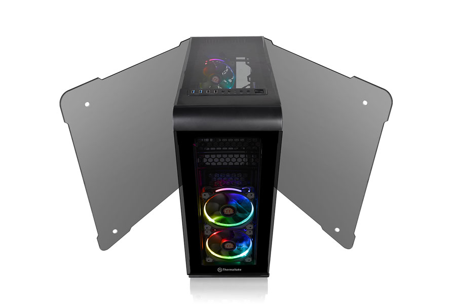 ThermaltakeReleases The View 32 TG RGB Case