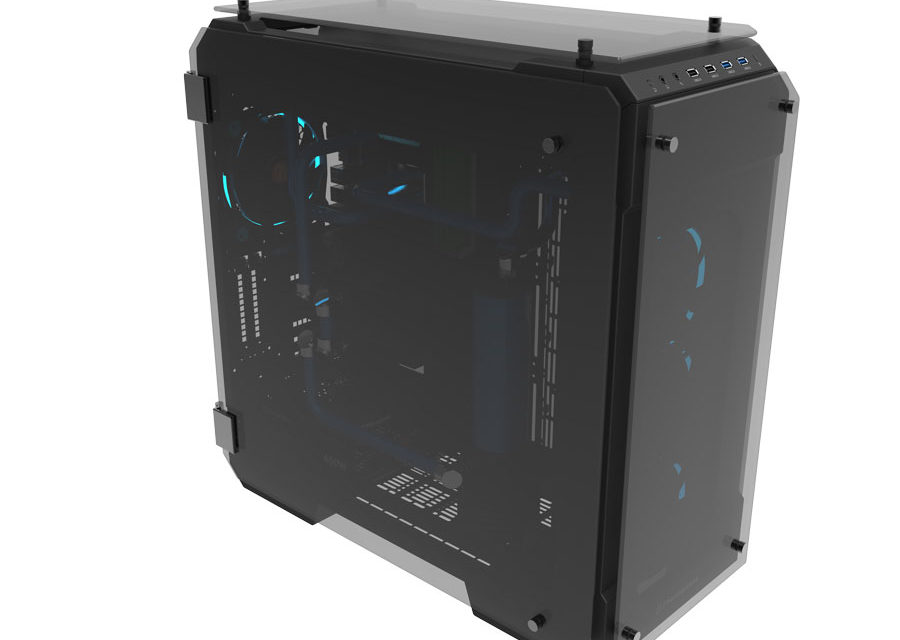 Thermaltake Unveils the Tempered Glass View 71 TG Edition Chassis