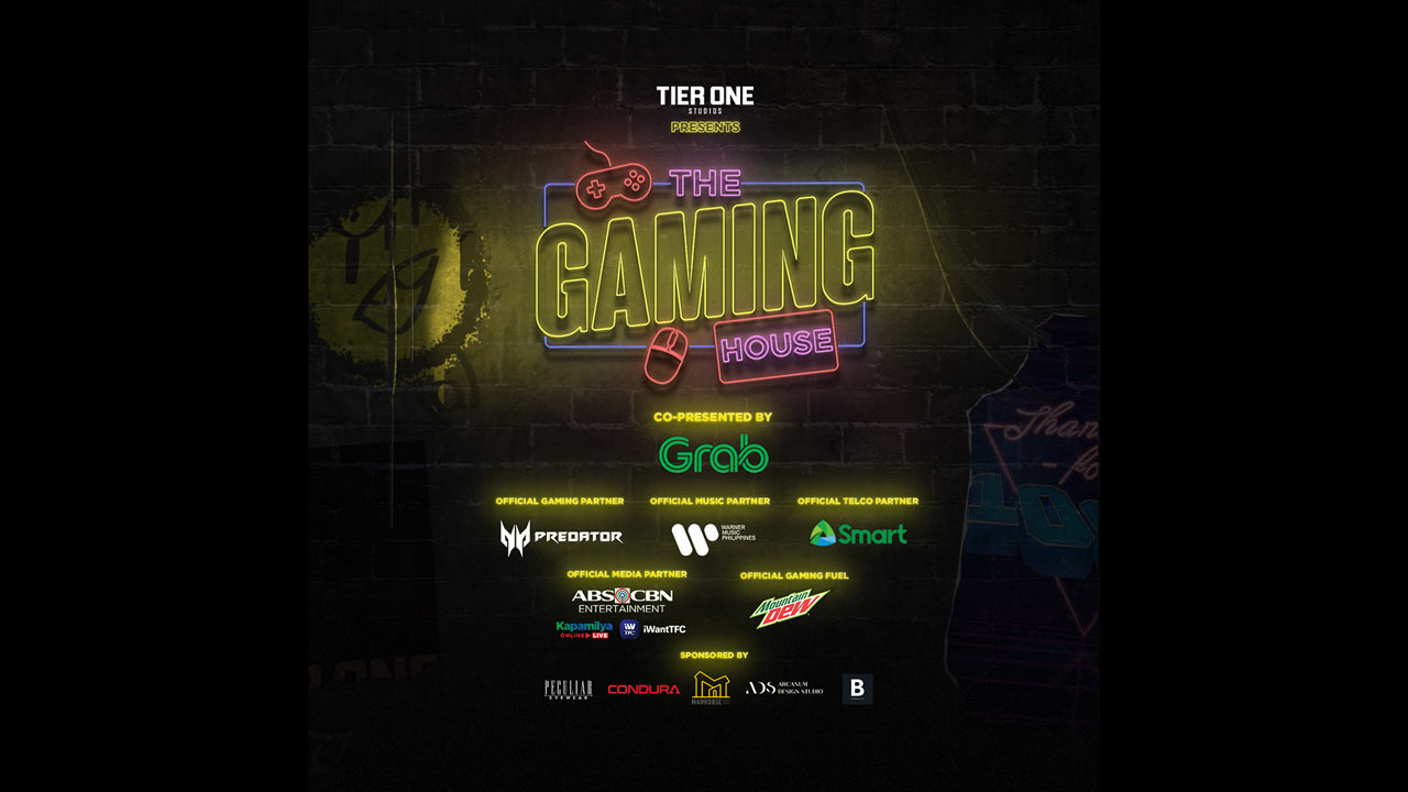 """Tier One's """"The Gaming House"""" Now Powered by Big Brands"""