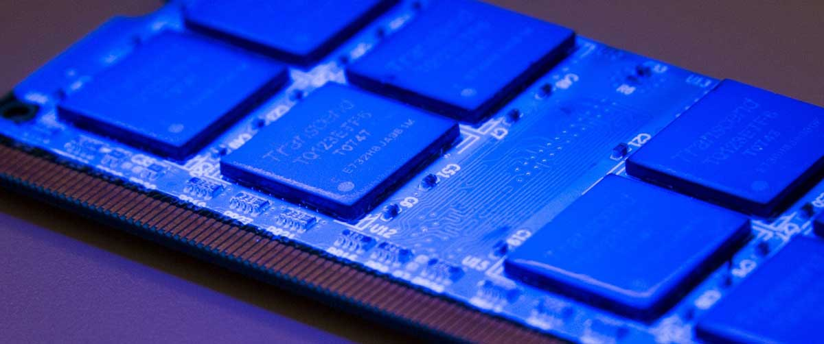 Transcend Offers Conformal Coating for Memory Products