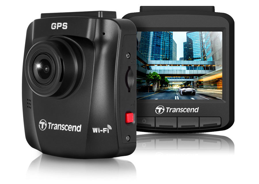 transcend introduces the drivepro 230 dashcam techporn. Black Bedroom Furniture Sets. Home Design Ideas