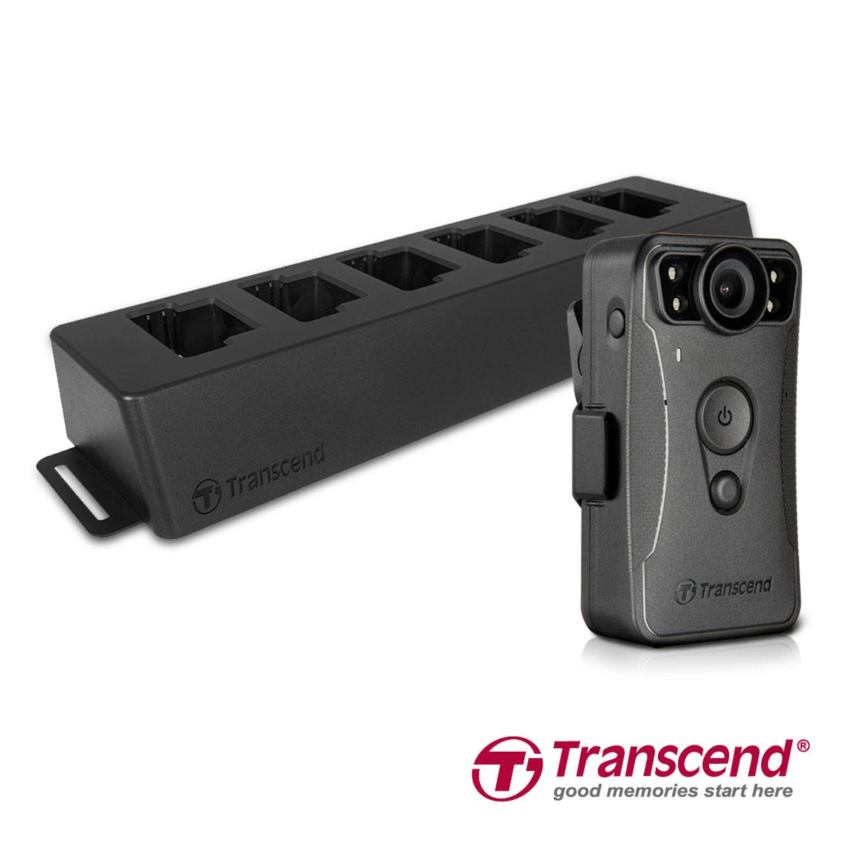 Transcend Reveals DrivePro Body 30 Body Camera