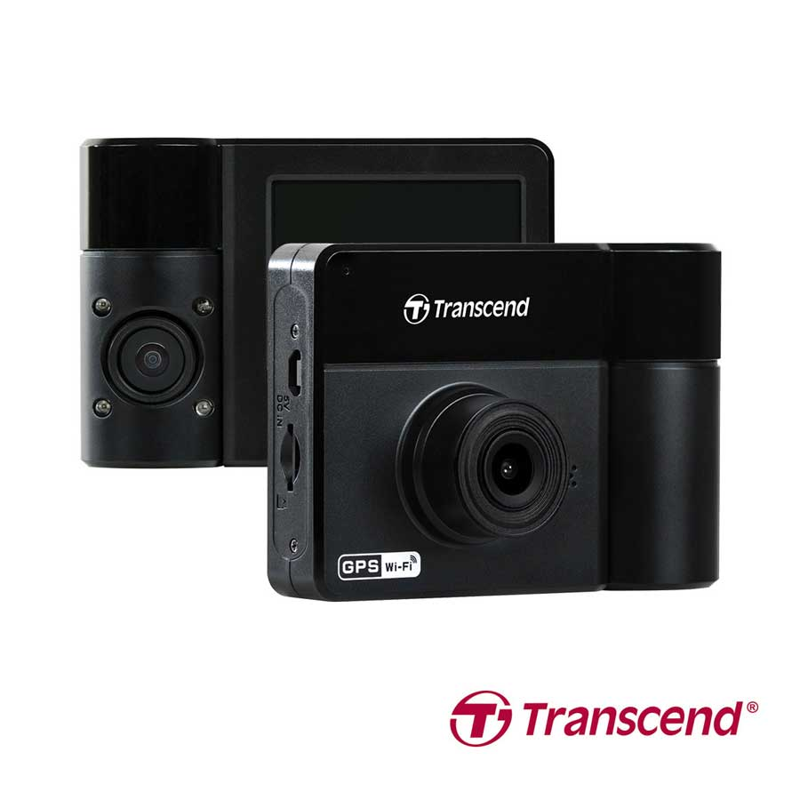 TranscendAnnounces DrivePro 550 Dashcam