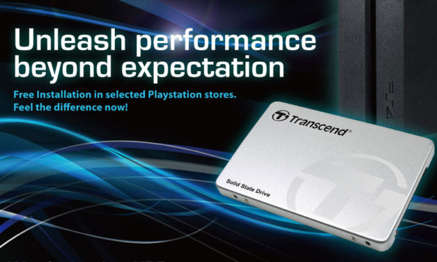 """Transcend Offers Free PlayStation 4 """"HDD to SSD"""" Installation"""