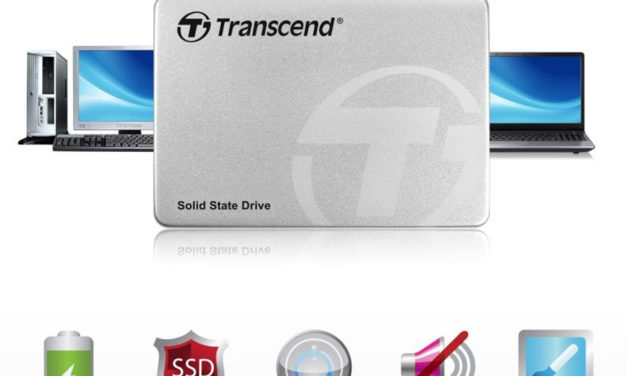 Boost Your Productivity with Transcend's SSDs