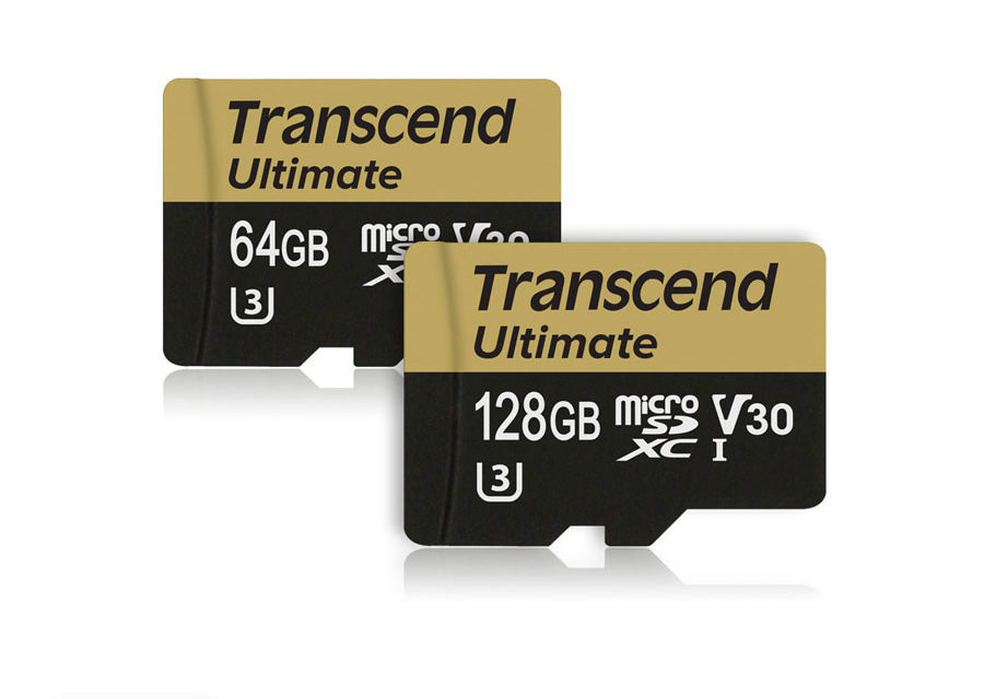 Transcend Announces UHS V30 microSD Cards