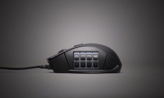 Review | Tt eSports NEMESIS Switch Optical RGB Gaming Mouse
