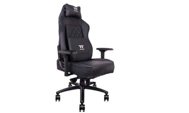 Tt eSPORTS Launches X COMFORT Air Cooling Gaming Chair