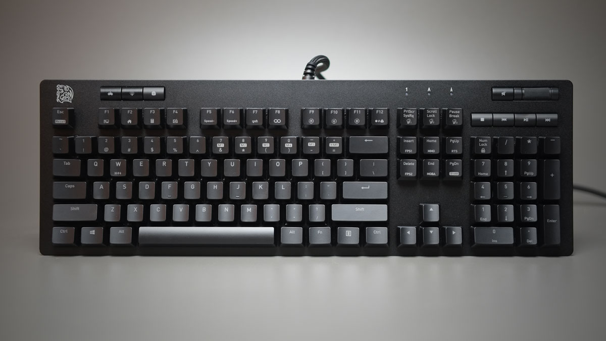 Review | TteSports Neptune Elite RGB Mechanical Gaming Keyboard