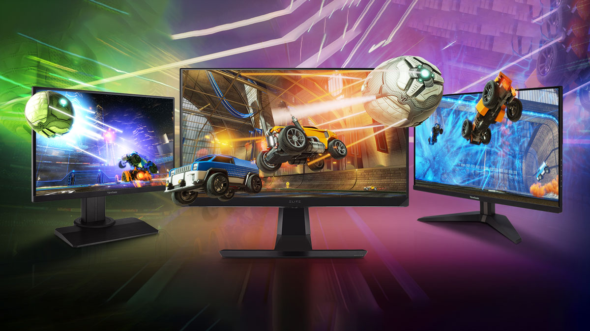 ViewSonic Updates Lineup of IPS Gaming Monitors for 2020