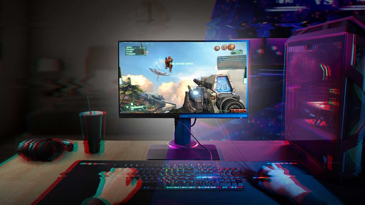 ViewSonic Announces XG2431 240Hz Gaming Monitor