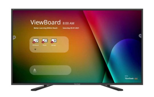 ViewSonic Introduces ViewBoard 4320 Interactive Display