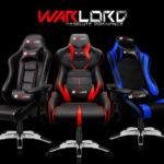 WARLORD Announces Their Premium Gaming Seats