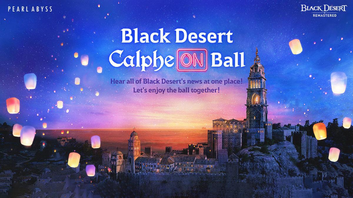 Winter Festivities Continue in Black Desert SEA
