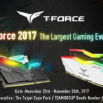 T-FORCE Leads the Gaming Trend at Taipei Expo Park