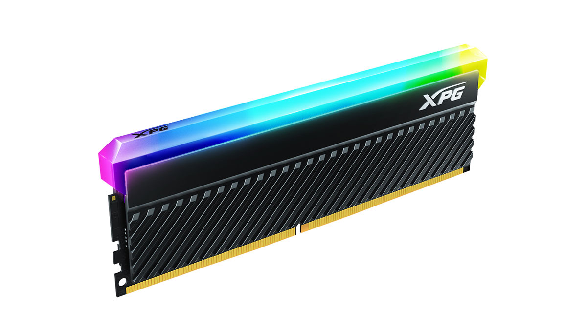 XPG Outs SPECTRIX D45 RGB and GAMMIX D45G DDR4 Memory