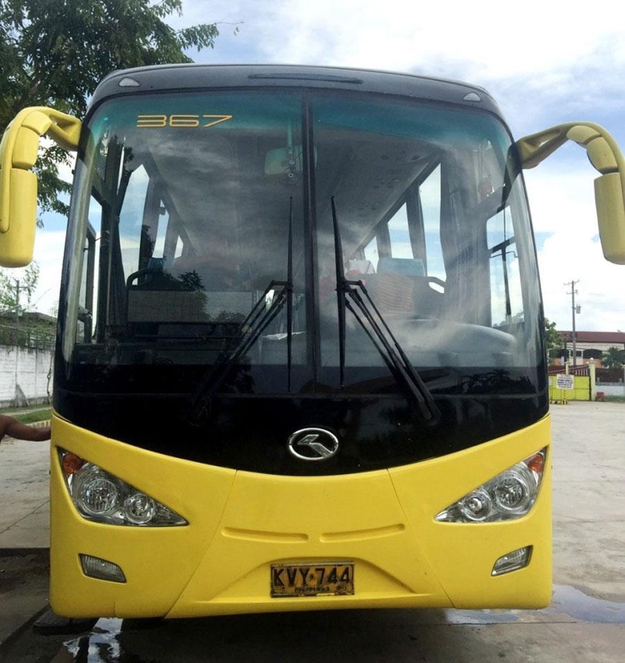 Yanson Group of Bus Companies Integrates Transcend DrivePro 100 Dashcams