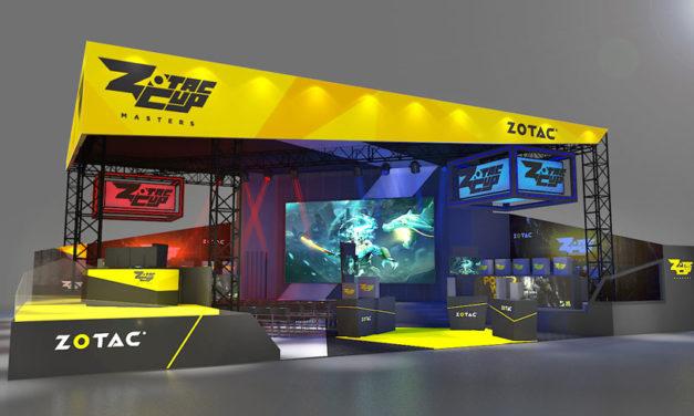 ZOTAC CUP MASTERS Ready to Kick Off at COMPUTEX 2017