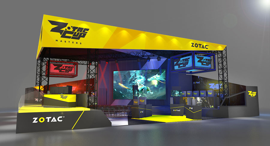 ZOTAC CUP MASTERS Ready to Kick Off at COMPUTEX 2017