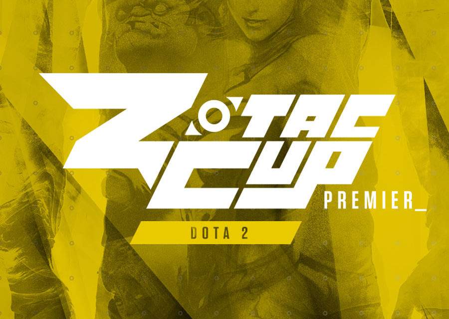 ZOTAC CUP PREMIER 2017 Kicks Off With DOTA 2!