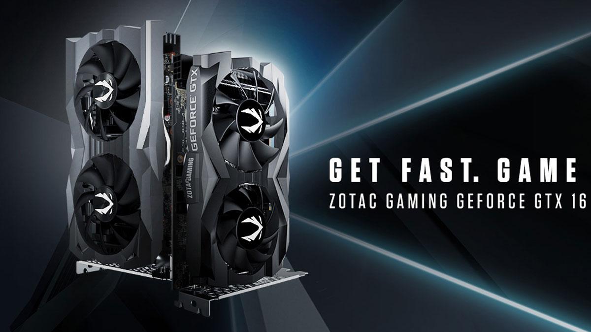 ZOTAC Announces GeForce GTX 1660 Models