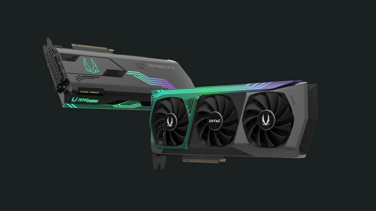 ZOTAC Details GeForce RTX 30 Series Models
