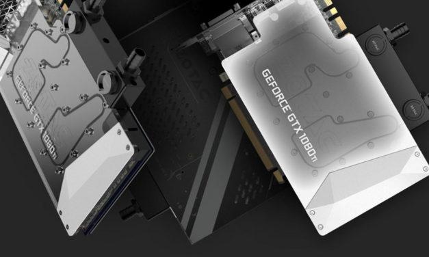 ZOTAC GeForce GTX 1080 Ti ArcticStorm Mini Announced