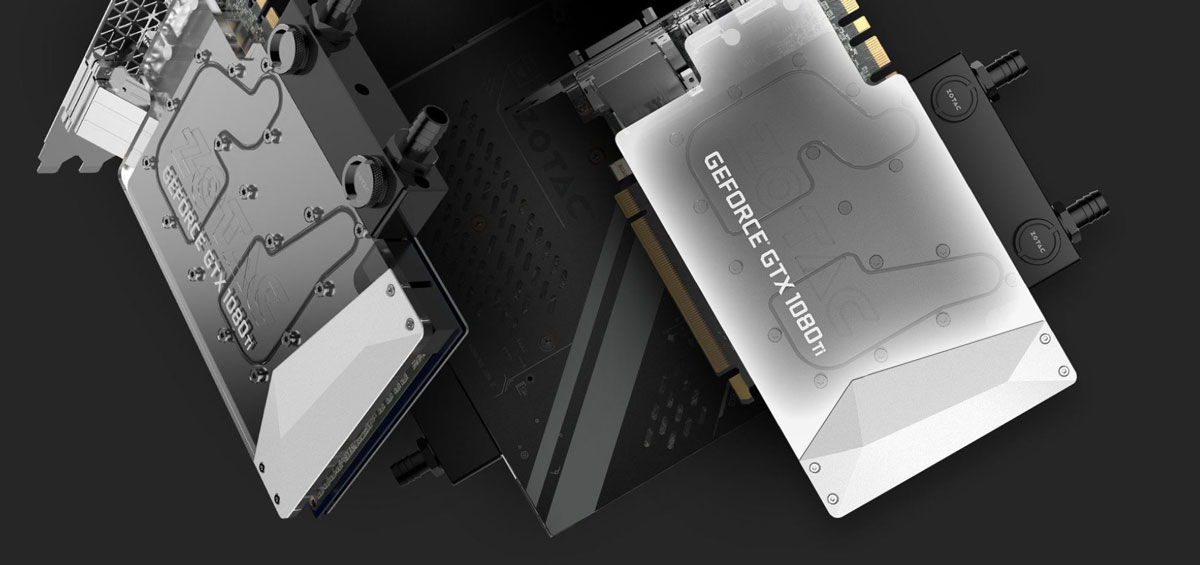 ZOTAC GeForce GTX 1080 Ti ArcticStorm Mini Announced