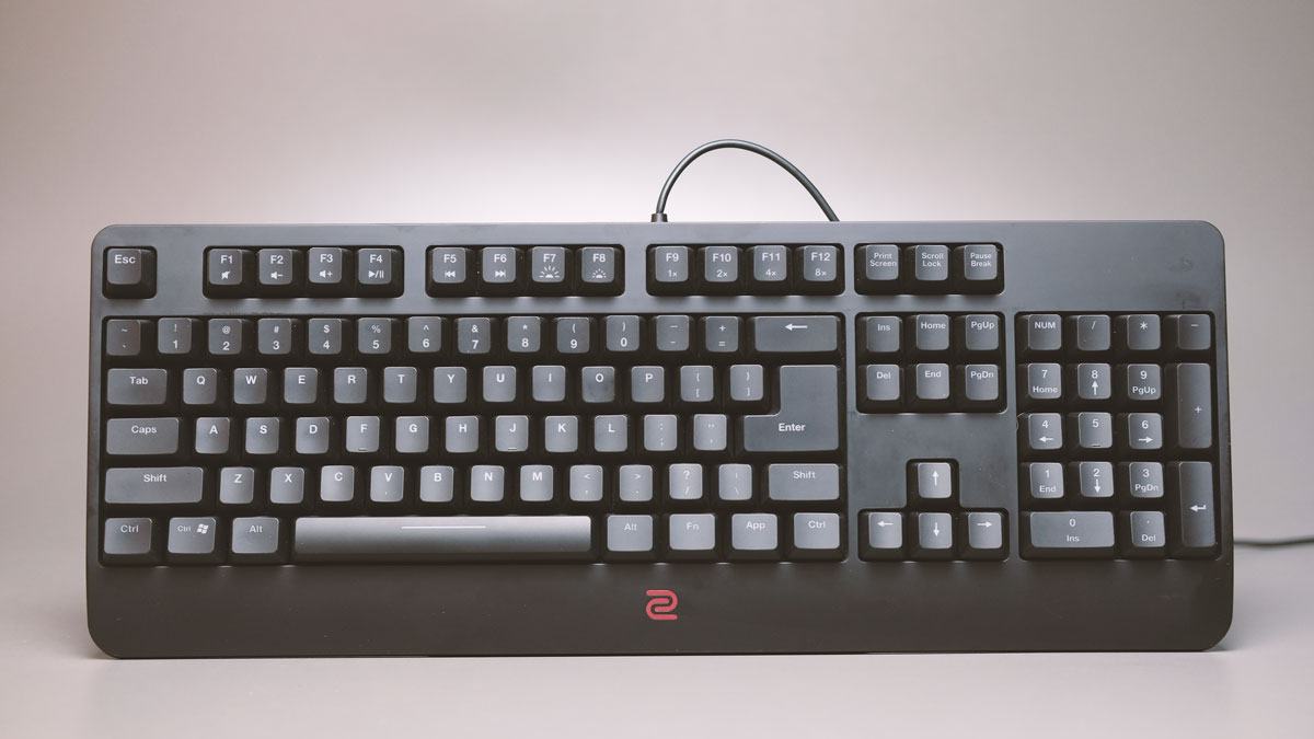 Review | ZOWIE CELERITAS II Optical Switch Gaming Keyboard