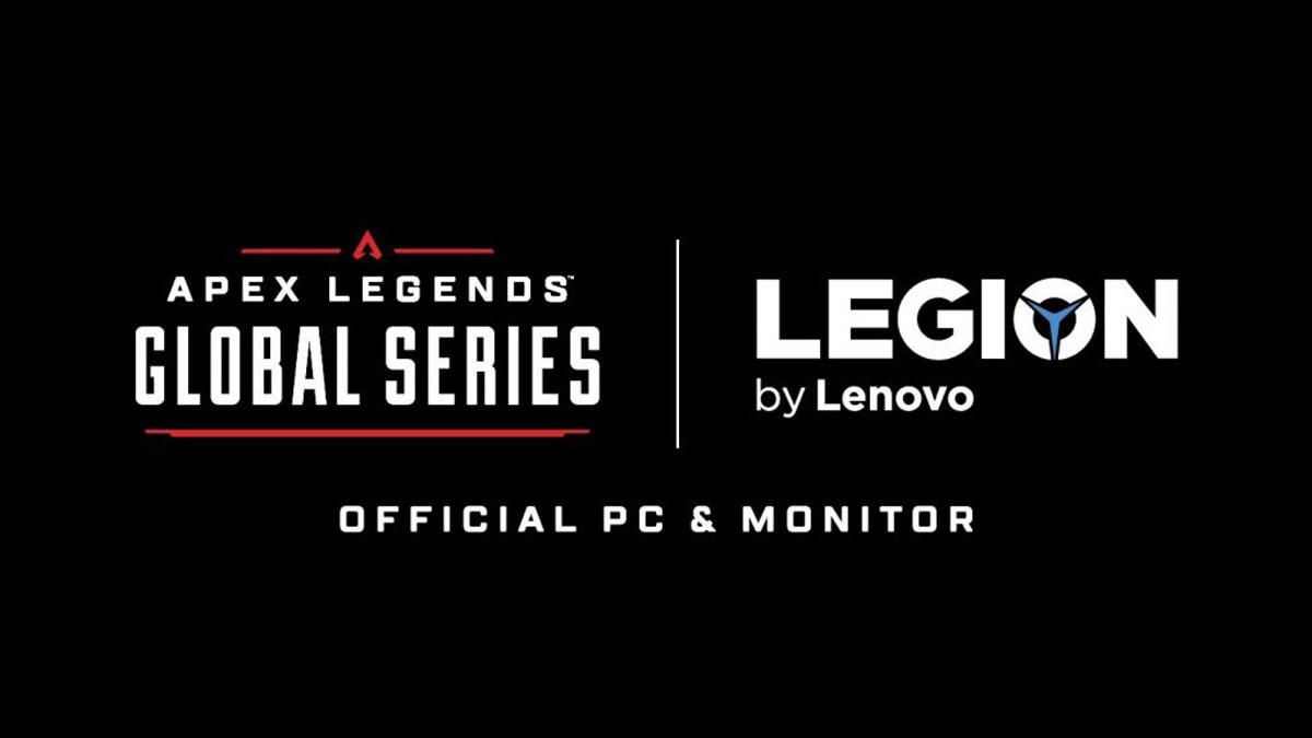 Apex Legends Taps Lenovo Legion for Global Series Tournament