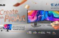 ASUS Announces Create with ProArt Campaign