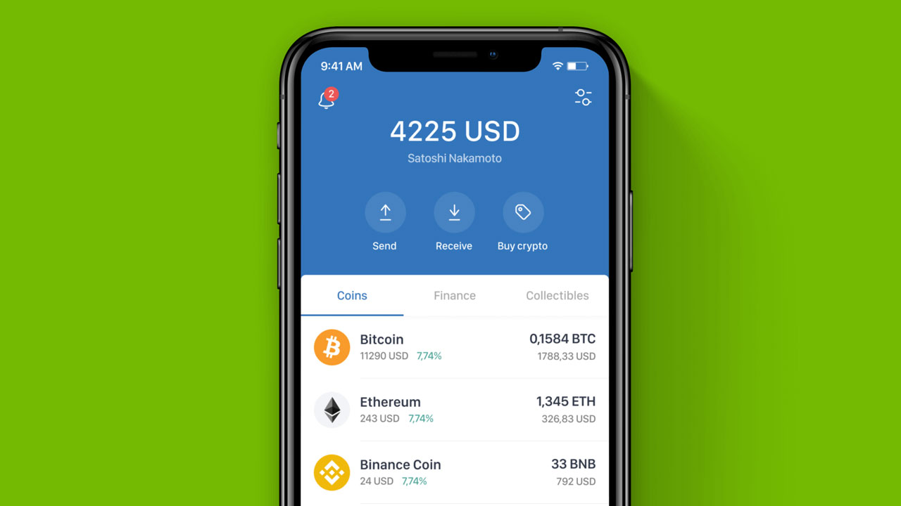 Best Crypto Wallets for iPhone, iPad and iOS
